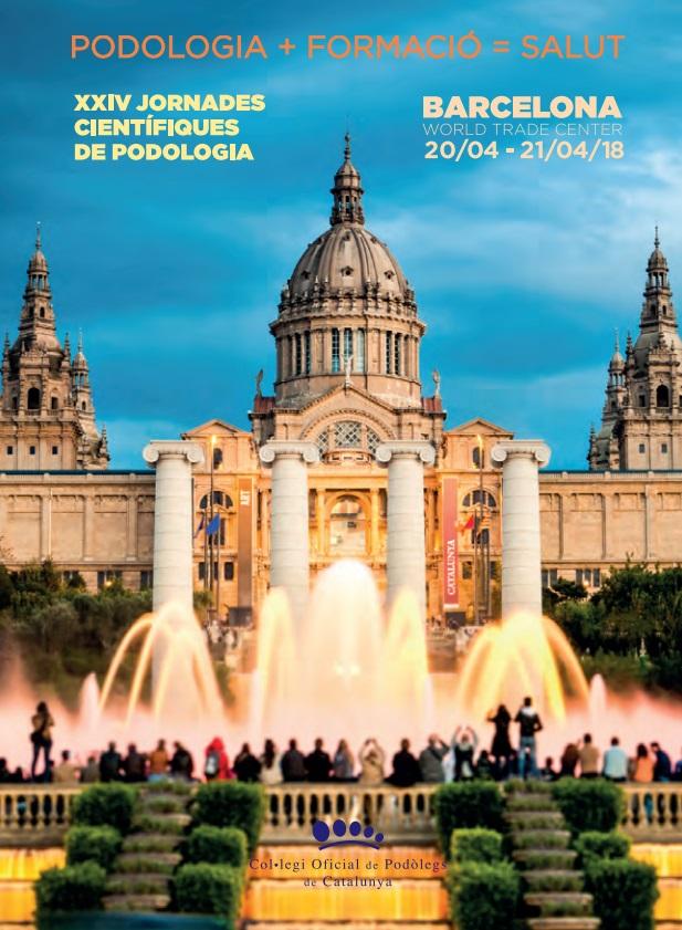 Gran participació de professors/es i alumnes del Grau de Podologia de la UB a les XXIV Jornades Científiques de Podologia