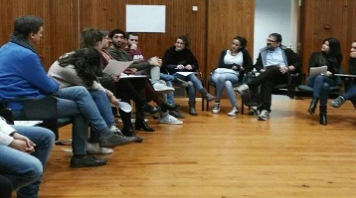 La Unitat de Mediació UB celebra el Día Europeu de la Mediación con un taller de grafiti social
