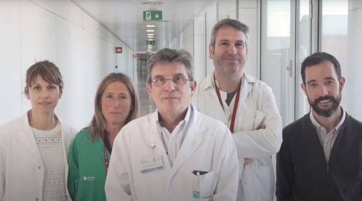 El Hospital Podològic Universitat de Barcelona participa en un proyecto para mejorar la calidad de vida de pacientes con ELA